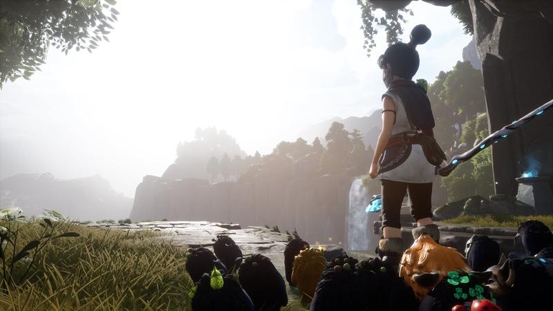 В Kena: Bridge of Spirits можно собрать армию из ста тленышей...