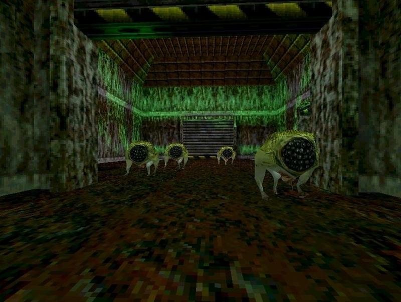 Один из самых первых скриншотов из Quiver
