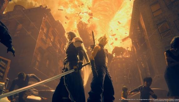 Пост-пост, мета-мета — обзор Final Fantasy VII Remake Intergrade