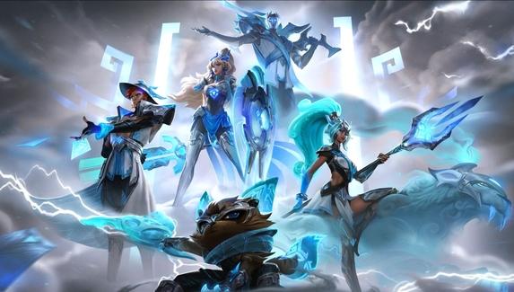 DAMWON Gaming представила именные скины за победу на 2020 World Championship