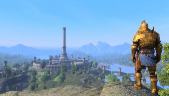 Авторы фанатского ремейка TES IV: Oblivion на базе Skyrim продемонстрировали прогресс разработки