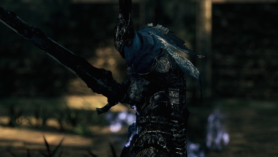 Для Dark Souls Remastered вышел набор с HD-текстурами