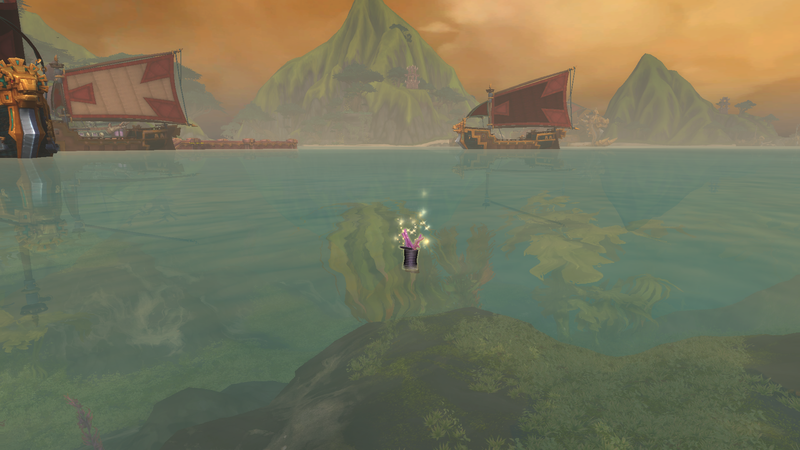 Float Skins in World of Warcraft