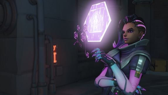 Blizzard показала виртуальную сцену финала Overwatch League 2020