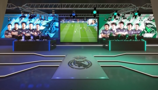 Real Madrid presents esports arena in stadium revamp plans