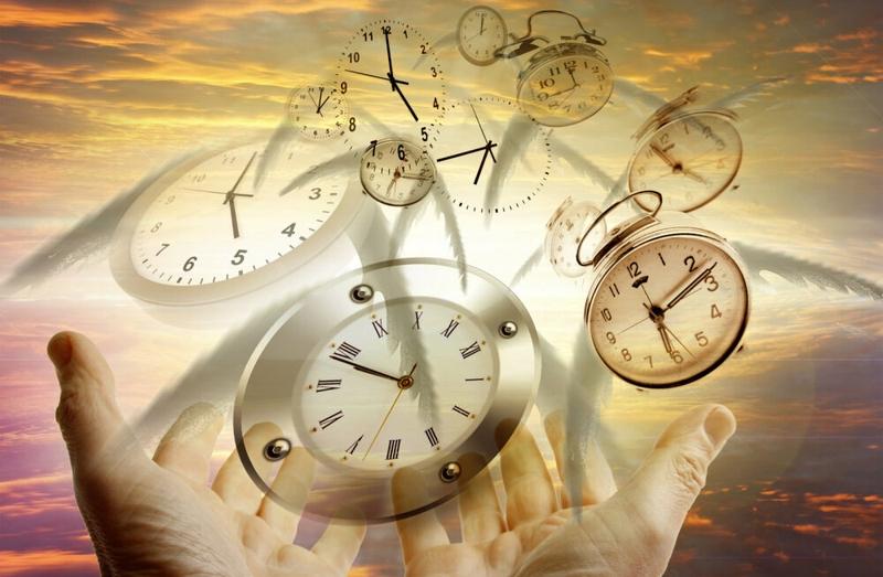 Время всё идёт