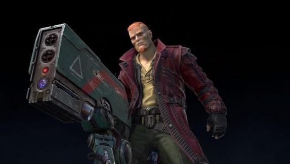 На тестовом сервере Quake Champions добавили нового персонажа и уравняли характеристики текущих