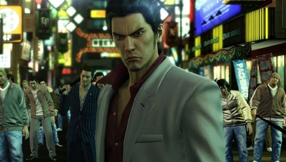 Ремастеры трех частей Yakuza вышли на ПК и Xbox