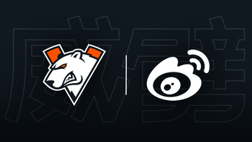 Virtus.pro launches Weibo account