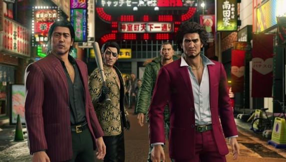 Состоялся релиз Yakuza: Like a Dragon на PS5 — она бесплатна для владельцев игры на PS4