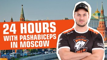 paszaBiceps adventures in Moscow! Watch Jarosław's meetup with his fans and pick up his positive vibe