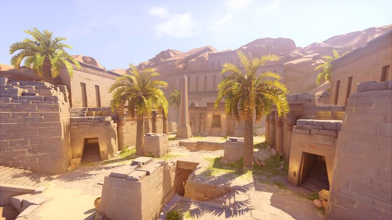 В Overwatch 2 появится динамическая смена погоды