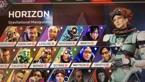Тестировщик Apex Legends слил в сеть изображения новых героев игры