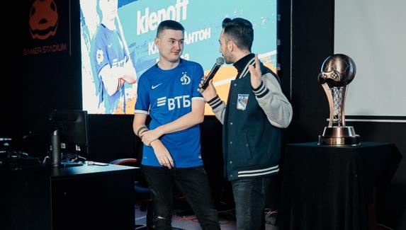 KLENOFF выиграл чемпионат России по интерактивному футболу