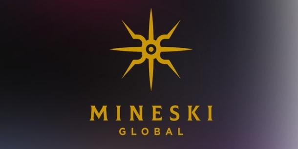 Новый логотип Mineski Global