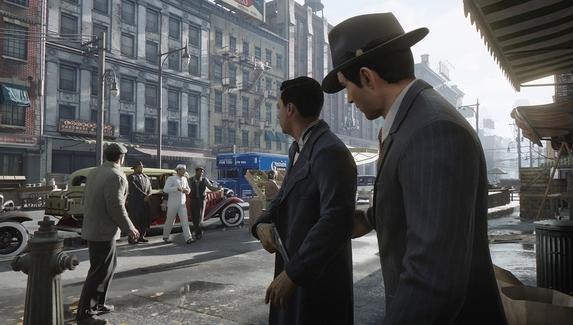 Авторы ремейка Mafia представили сюжетный трейлер