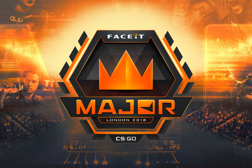 How to watch the FACEIT Major: London 2018 - New Champions