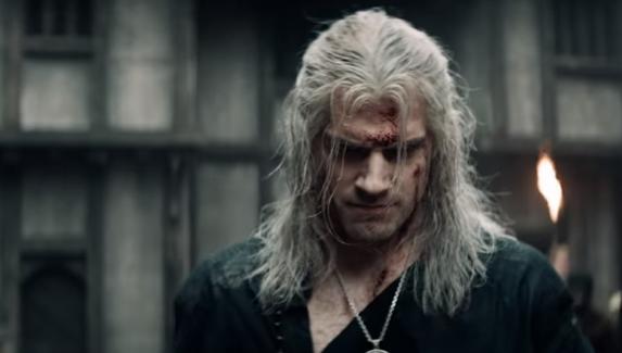 Сражение в замке — первый отрывок из сериала «Ведьмак»