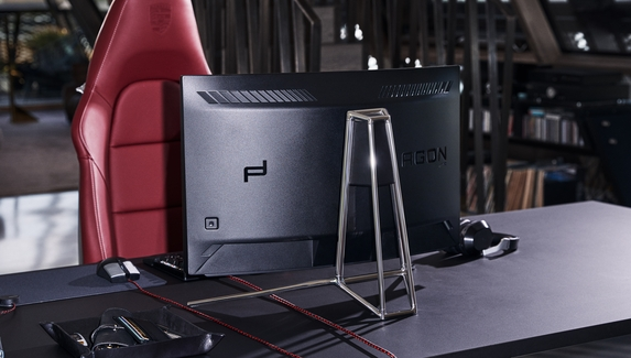 Porsche Design и AOC представили новый игровой монитор