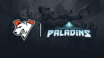 Virtus.pro closes the Paladins roster