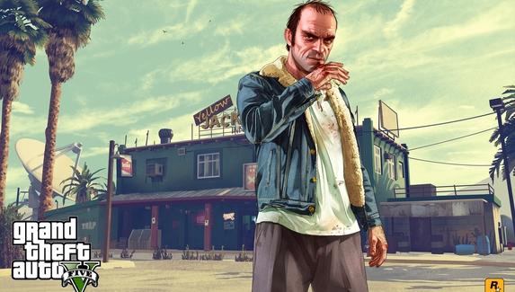 GTA V стала самой успешной игрой десятилетия