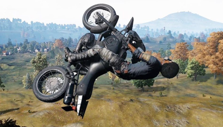 Ghosts and flying motorcycles: our picks of the funniest PUBG bugs