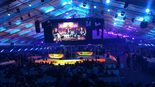 Disney Events Arena