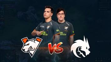 Пять причин смотреть игру Virtus.pro - Team Spirit
