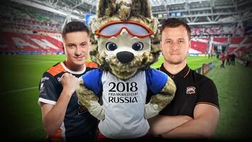 """""""Obstawiałbym, że Hiszpania wygra mistrzostwa"""".  pashaBiceps i Solo o Mundialu 2018"""