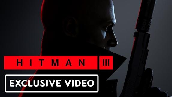 В сети появился вступительный ролик Hitman 3