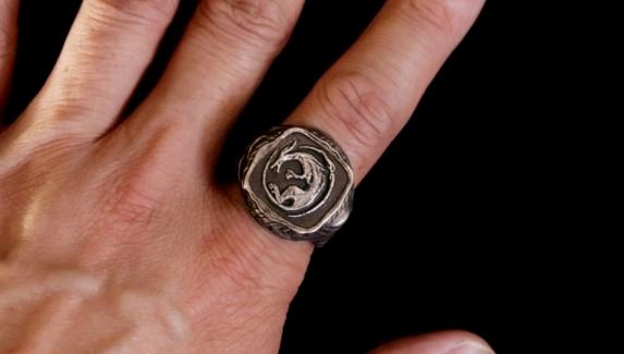 Реплика кольца с драконом из Dark Souls за ₽12 тысяч поступит в продажу в августе
