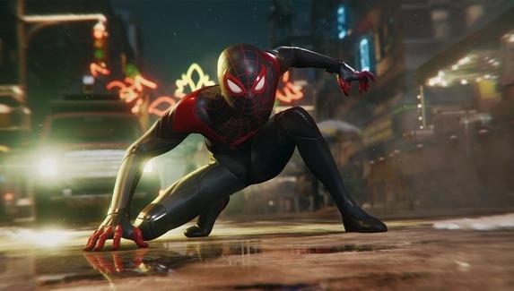 Паук новый, проблемы старые — семь минут геймплея Marvel's Spider-Man: Miles Morales