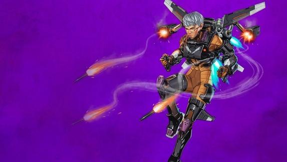 Разработчики Apex Legends показали геймплей за Валькирию