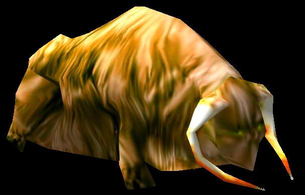 Модель мамута