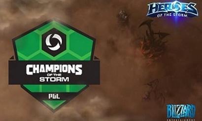 На PGL Spring Champions of the Storm разыграются 10 000 евро!