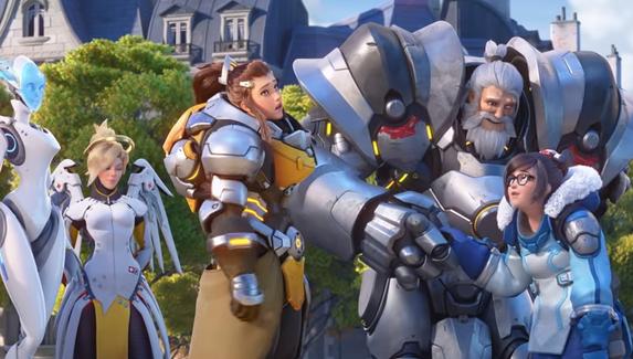 Blizzard представила Overwatch 2