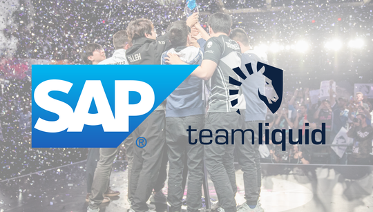 Team Liquid steps up their in-game analysis with new sponsor SAP