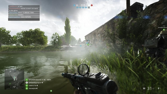 EA перенесла выход седьмой главы Battlefield V из-замассовых беспорядков в США