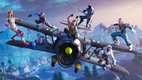 Forward Gaming подписала игроков в Fortnite