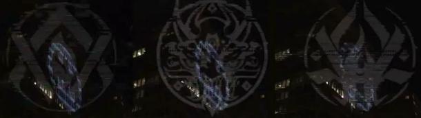 Неизвестные символы