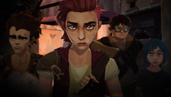Riot Games перенесла релиз анимационного сериала Arcane на 2021 год