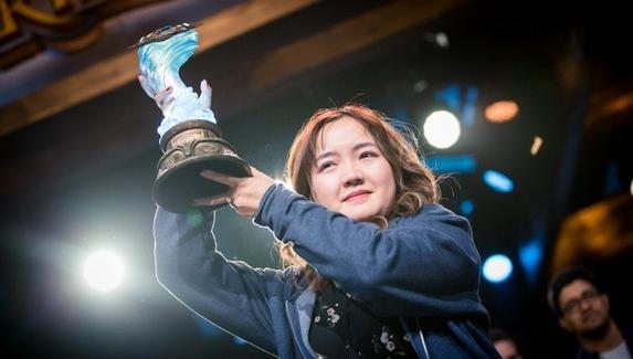 Девушка стала чемпионом BlizzCon 2019 по Hearthstone