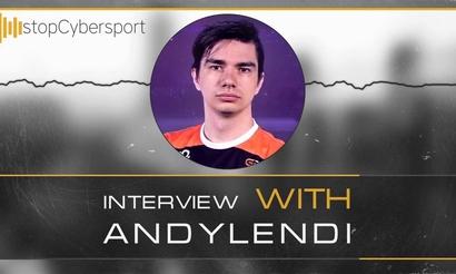 stopCybersport #99: AndyLendi