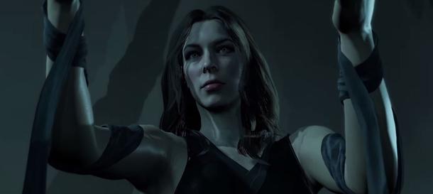 Ну вот как Саурон мог предать такую красотку?