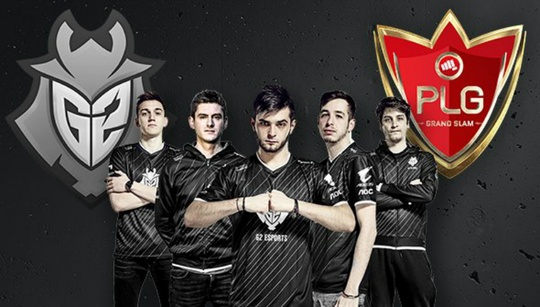 G2 first to receive direct invite to $100,000 PLG Grand Slam