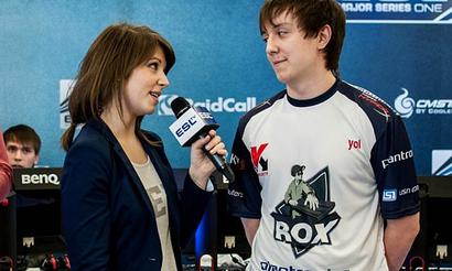 Yol вошел в новый состав Elements Pro Gaming