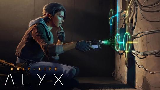 Как мы решили первыми пройти Half-Life: Alyx на стриме!
