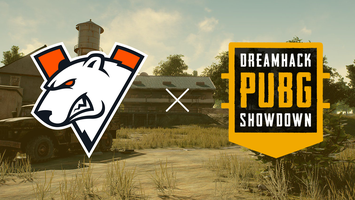 Virtus.pro takes 2nd place in DreamHack Winter Showdown