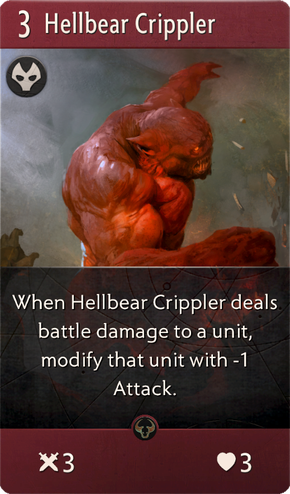 Hellbear Crippler