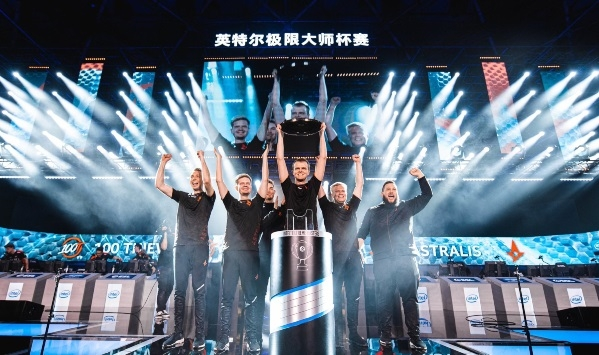 Победа Astralis на Intel Extreme Masters Season XIV - Beijing Фото: ESL Фотограф: Bart Oerbekke